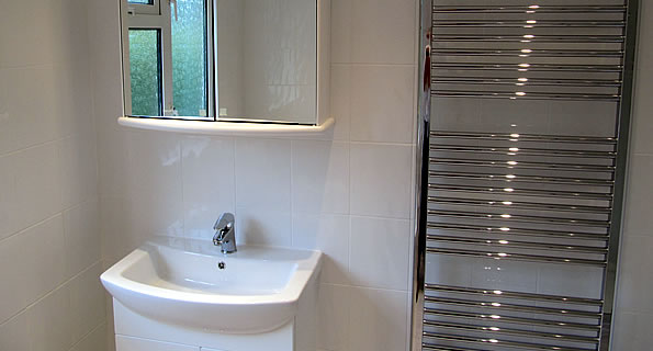 Benfleet bathroom installation
